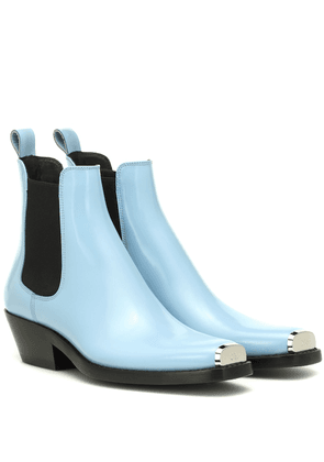 Exclusive to Mytheresa – Western Claire leather ankle boots