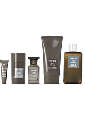 TOM FORD BEAUTY - Oud Wood Box Set - Colorless