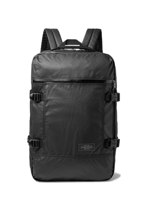Eastpak - Tranzpack Water-resistant Topped Convertible Bag - Black