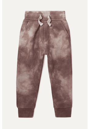ATM Kids - Ages 1 - 5 Tie-dyed French Cotton-terry Sweatpants