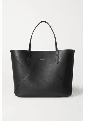 Givenchy - Wing Paneled Leather Tote - Black