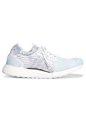 adidas Originals - + Parley Ultra Boost Primeknit Sneakers - White