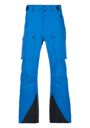 Aztech Mountain Hayden 3L shell pants - Blue