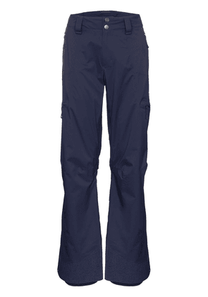 Mammut stoney hardshell ski trousers - Blue