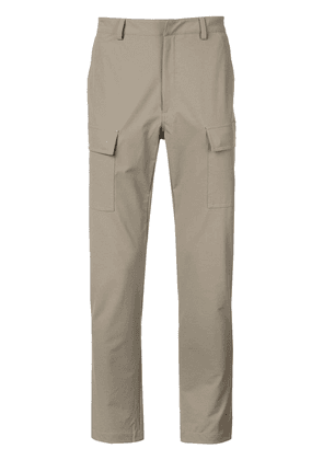 Aztech Mountain Castle Creek cargo trousers - Brown