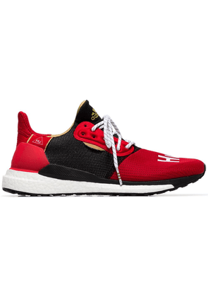adidas by Pharrell Williams X pharrell williams red and black solar HU