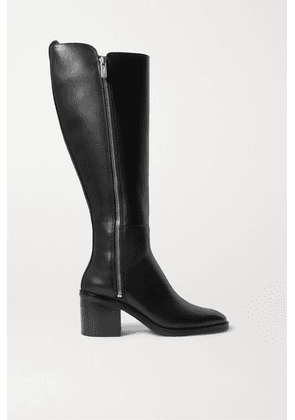 3.1 Phillip Lim - Alexa Leather Knee Boots - Black