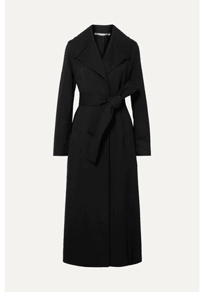 Stella McCartney - Belted Cady Coat - Black