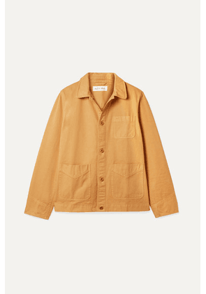 Alex Mill - Herringbone Cotton Jacket - Yellow