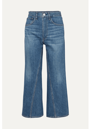 3x1 - Aimee High-rise Wide-leg Jeans - Blue