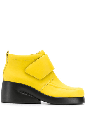 Camper Lab Kaah boots - Yellow