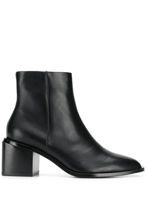 Clergerie tapered ankle boots - Black