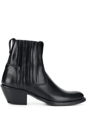 Bruno Bordese Texan boots - Black