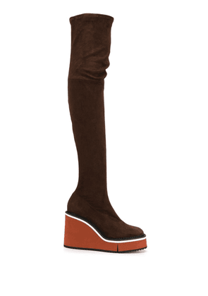 Clergerie Belize boots - Brown