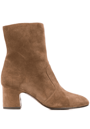 Chie Mihara Naylon ankle boots - Brown