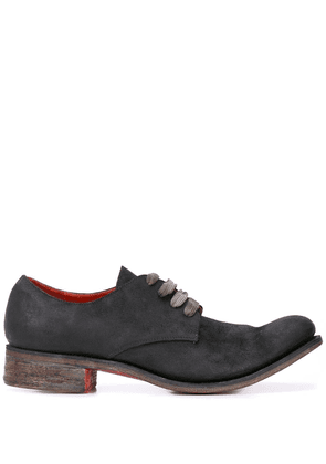 A Diciannoveventitre lace-up derby shoes - Black