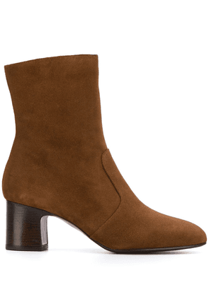 Chie Mihara Nanaylon ankle boots - Brown