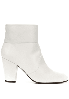 Chie Mihara Ebro ankle boots - White