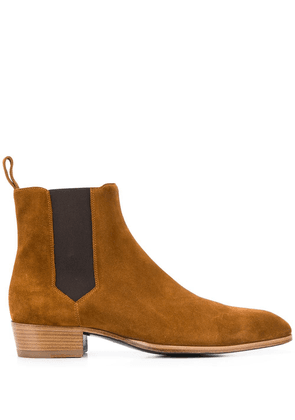 Barbanera Chelsea ankle boots - NEUTRALS