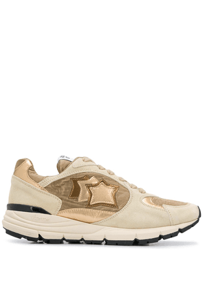 Atlantic Stars Mira chunky sole sneakers - NEUTRALS