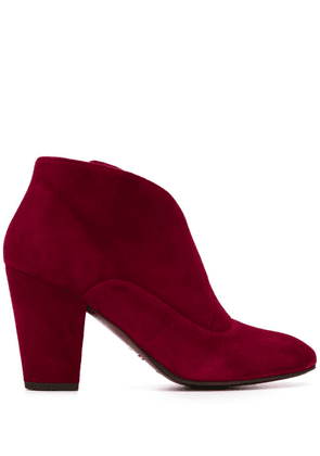 Chie Mihara Elgi ankle boots - Red