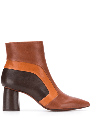 Chie Mihara Lupe ankle boots - Brown