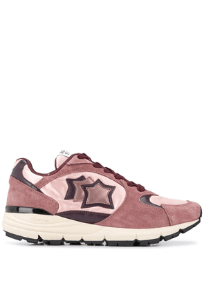 Atlantic Stars Mira chunky sole sneakers - PINK