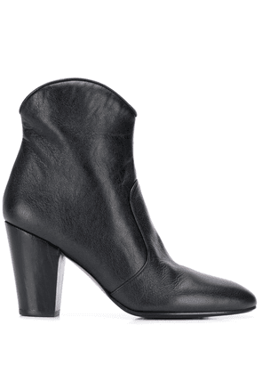 Chie Mihara Elvia chunky-heel ankle boots - Black