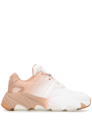 Ash Extreme chunky low top sneakers - PINK
