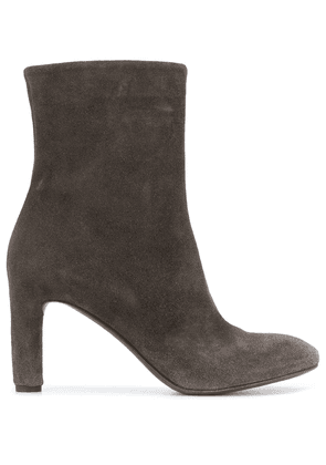 Del Carlo 10828 ankle boots - Grey