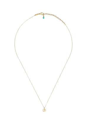 Gucci GG Running necklace - 8076 ORO GIALLO