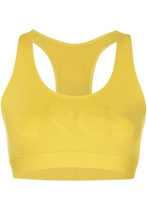 Eres Sporty sports bra - Yellow