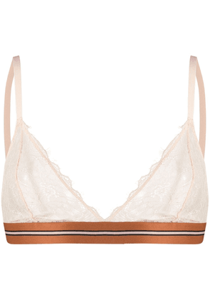 Love Stories Darling lace detail bra - NEUTRALS