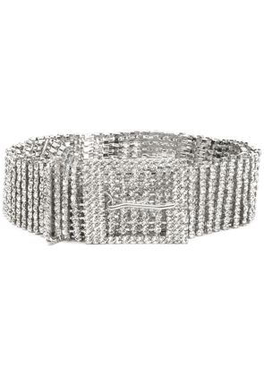 B-Low The Belt Estelle crystal belt - Metallic