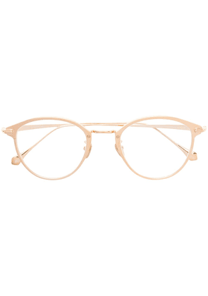 Frency & Mercury Mellow Go Round glasses - Metallic