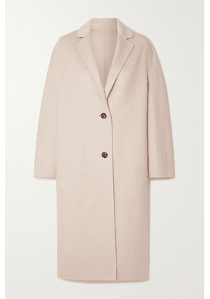 Joseph - Newman Wool And Cashmere-blend Coat - Off-white