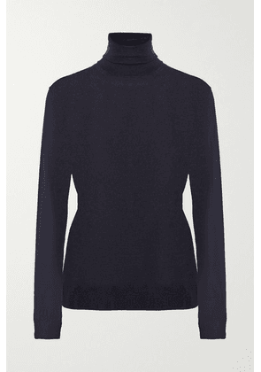 Stella McCartney - Wool Turtleneck Sweater - Midnight blue