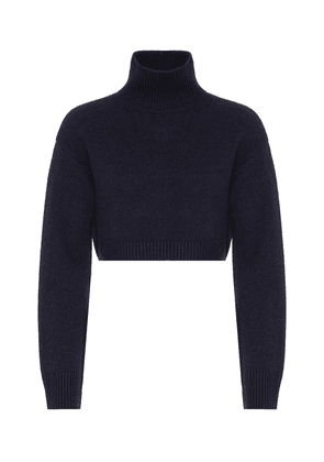Enza wool and cashmere sweater