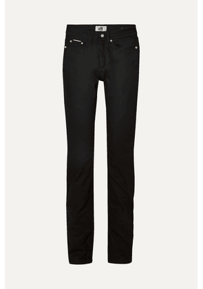 Eytys - Cypress Raw High-rise Skinny Jeans - Black