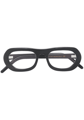 Delirious oval frame glasses - Brown