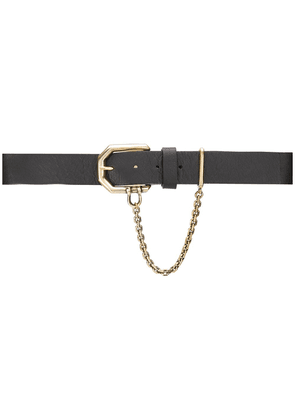 B-Low The Belt chain-detail belt - Black