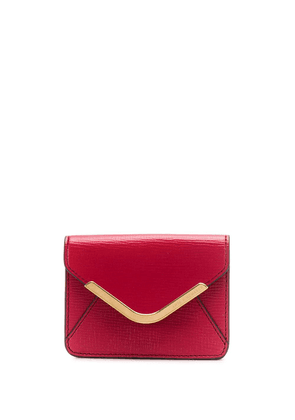 Anya Hindmarch mini Postbox purse - Red