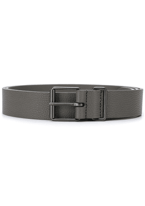 Anderson's grained style belt - Grey