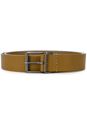 Anderson's grained style belt - NEUTRALS