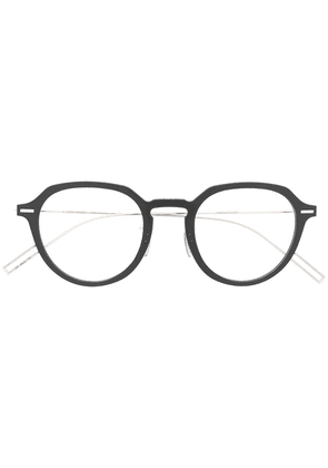 Dior Eyewear Disappear01 round-frame glasses - Black