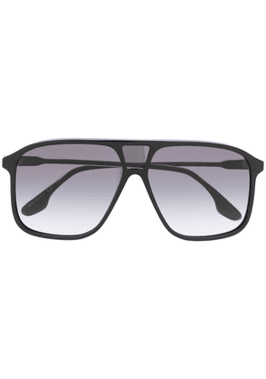 Victoria Beckham oversized gradient sunglasses - Black