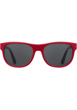 Prada square-frame sunglasses - Red