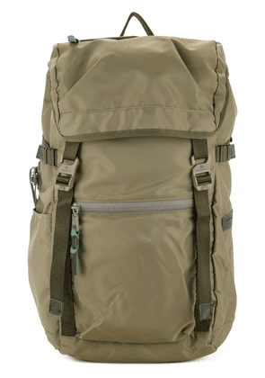As2ov 210D nylon twill backpack - Green