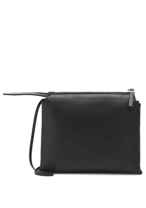 Nu Twin Mini leather crossbody bag