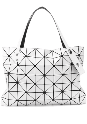 Bao Bao Issey Miyake Lucent Frost shoulder bag - White